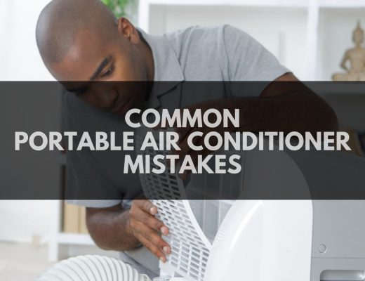 Common Portable Air Conditioner Mistakes